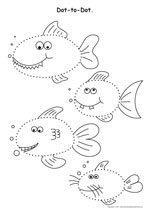 4 to 5 year old dot samples3 - Worksheets For 3 Year Olds Printables