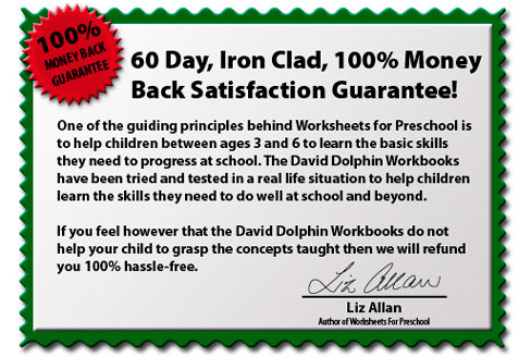 60 day Iron Clad Guarantee